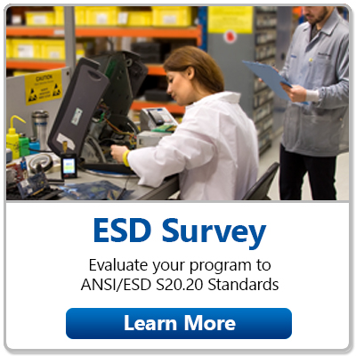 Click to request an ESD Survey