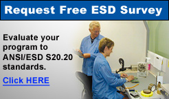 Request an ESD Survey