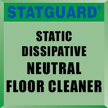 Static Dissipative Neutral Floor Stripper