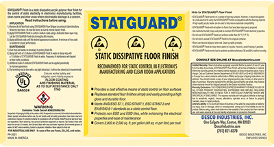 Floor Finish Application