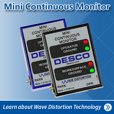 Improved Mini Continuous Monitor with Wave Distortion Technology - Click to Learn More
