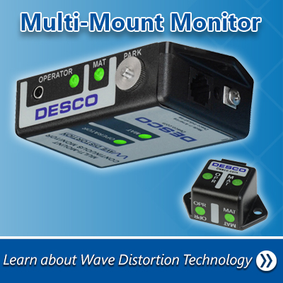 Improved Multi-Mount Continuous Monitor with Wave Distortion Technology - Click to Learn More