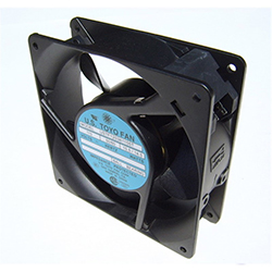 AC Fan, 120 x 38MM, 115 VAC, 2900 RPM