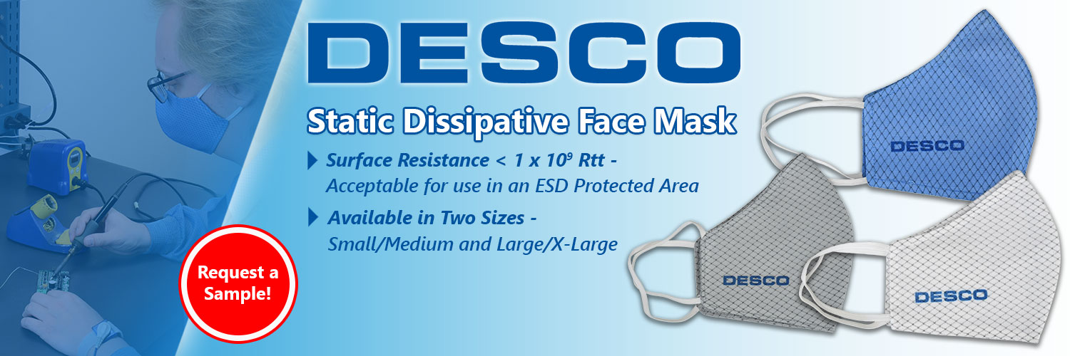 ESD Face Mask